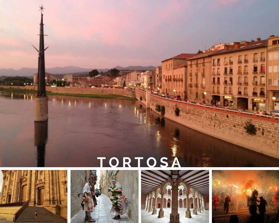 Citytrip Tortosa, liefde op het tweede gezicht