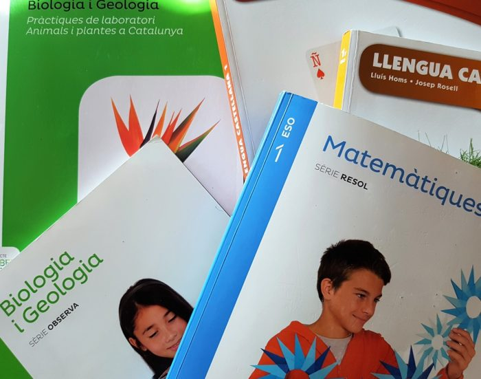 Boekenpakket Spaanse school