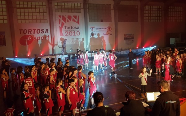 Basketbal gekte Overleven in Spanje