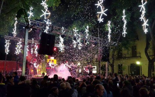 Kerstverlichting Tarragona