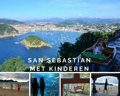 Citytrip San Sebastian Kinderen Stedentrip Spaanse Steden