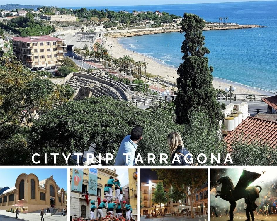 Citytrip Tarragona | Ontdek Tarraco in 30 foto's