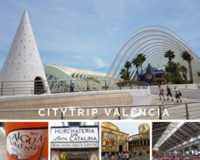 Citytrip Valencia Stedentrip Spaans Steden