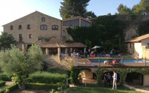 Rural Hotel Els Ports - Hort de Fortunyo Arnes - Familiehotel in Tarragona
