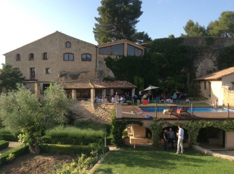 Rural Hotel Els Ports - Hort de Fortunyo Arnes - Familiehotel in Tarragona - Vakantiehuizen Tarragona