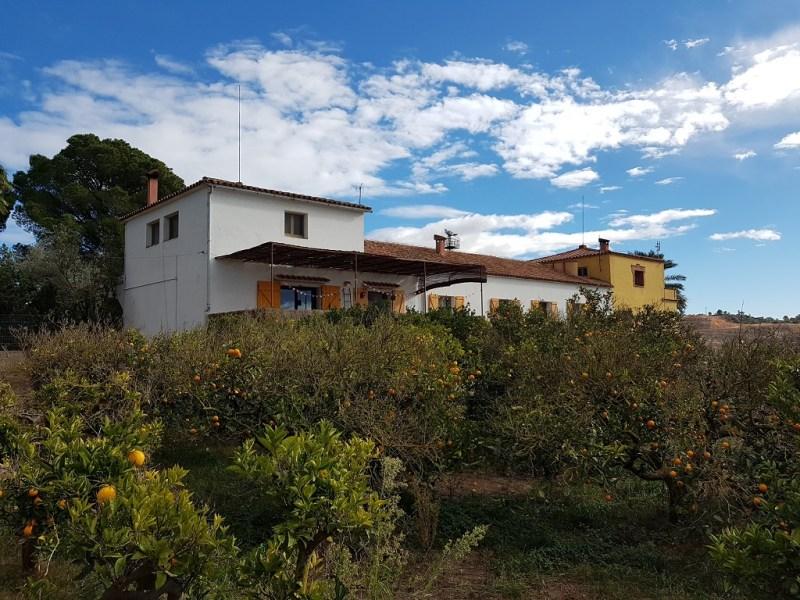 Betaalbaar Spaans droomhuis te huur  Te huur   Spaanse droomwoning voor avonturiers   Authentieke Catalaanse boerderij te huur
