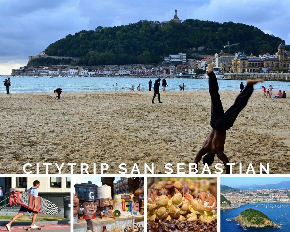 Citytrip San Sebastian in 30 foto's