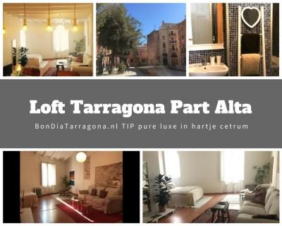 Hotel tip Tarragona | Loft Tarragona Part Alta