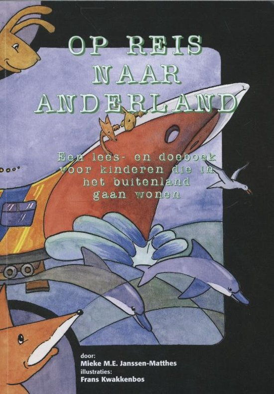 Emigratie boeken voor kinderen