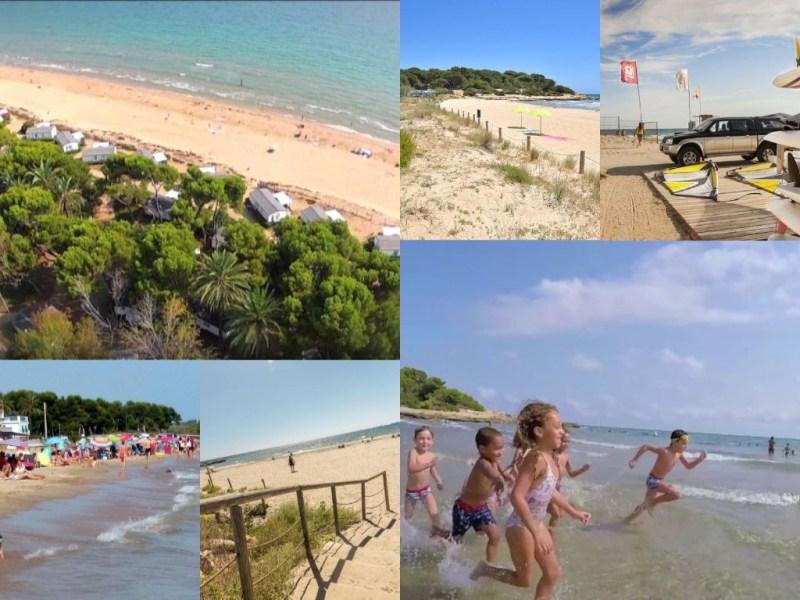 Stranden Tarragona | Top 10 mooiste stranden Tarragona | Stranden in Tarragona | Mooie stranden Tarragona | Stranden in Tarragona met een blauwe vlag