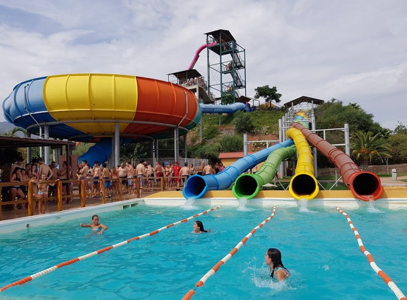 Waterpretpark Aquarama waterpretpark Benicassim | Zwemparadijs in Benicassim
