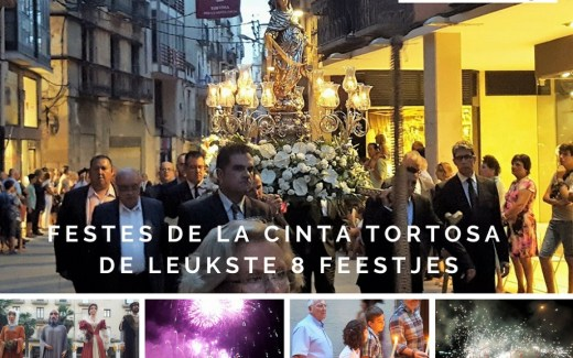 Festes de la Cinta Tortosa | Festa Major Tortosa |