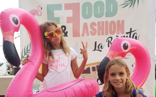 Food Fashion la Rapita | Roze reisfoto's