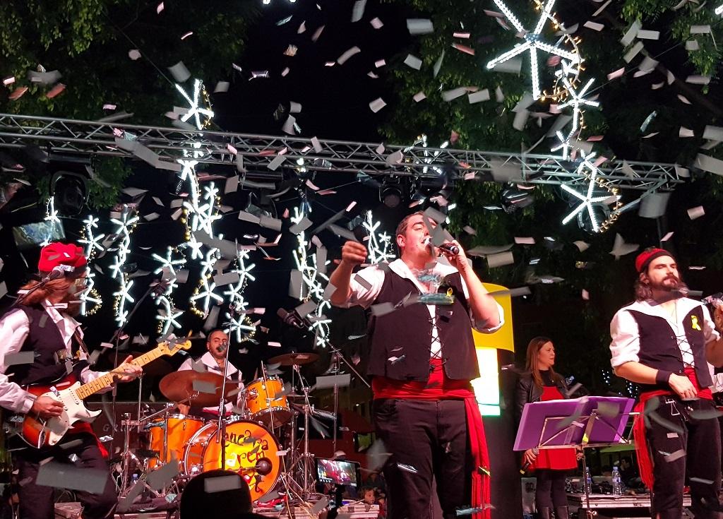 Kerstfeest in Tarragona