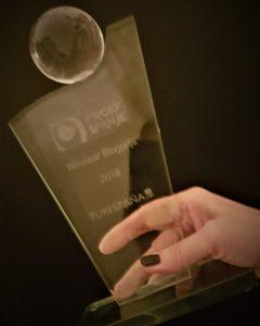 Winnaar Blogprijs Proef Spanje 2018