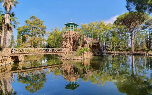 Modernistisch Parc Sama in Cambrils