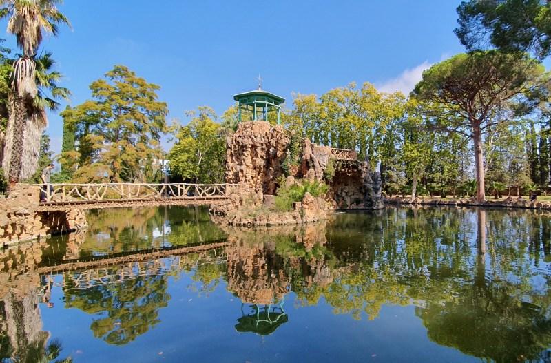 Parc Sama in Cambrils