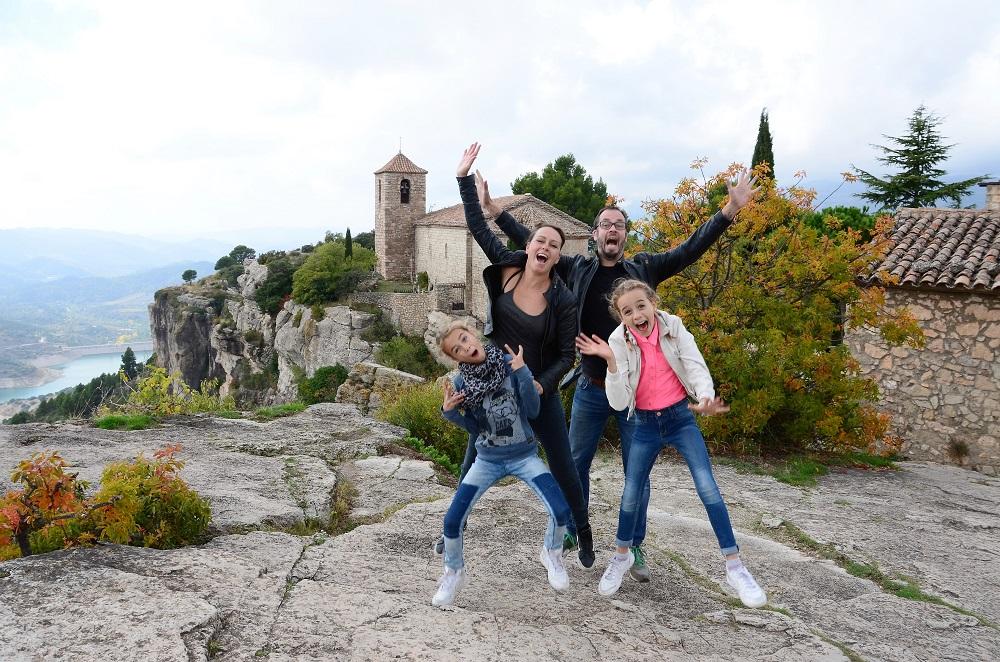 Siurana Mooiste bergdorp in Tarragona