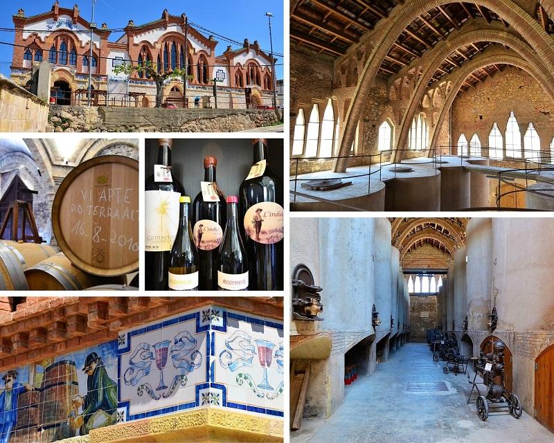 Catedral del Vi | Wijnkathedraal El Pinell de Brai