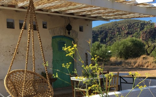 Tiny house vakantiehuis Mont Roig