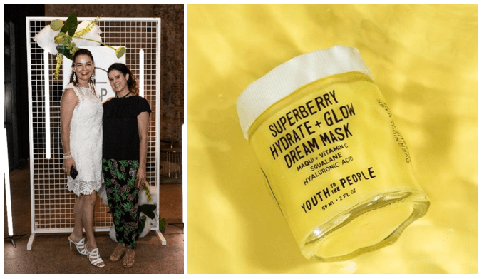 Youth to the People Hydrate + Glow Dream Mask