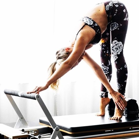 The well reformer pilates classes