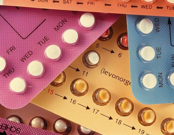 The pill, birth control