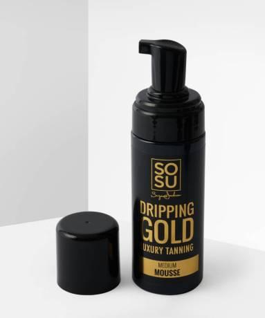 SoSu Dripping Gold Luxury Tanners