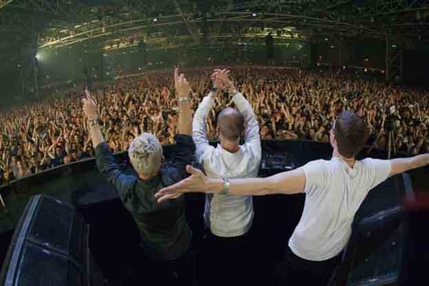 Above & Beyond announce last London show of year