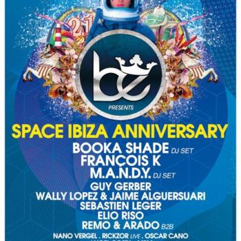 Space Ibiza is now 21