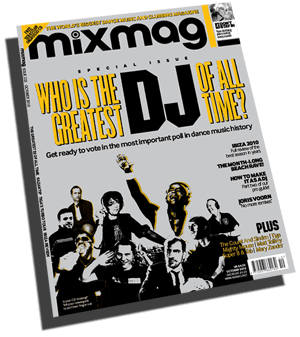 Vote For The Greatest DJ of All Times