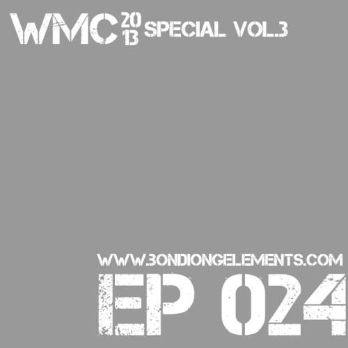 EP 024 Cover WMC2013 3-3
