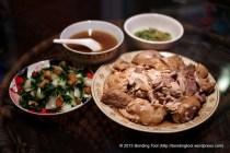 Shaoxing Wine Chicken