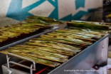 Otak Otak MYR1 each. The lady invited me to try one. I bought 20 from her and asked for 1 free, the one she wanted me to try. She agreed, lol...