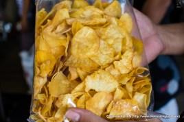 Jimmy's loot - Tapioca Chips.