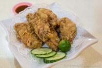 Shrimp Paste Chicken Wings.
