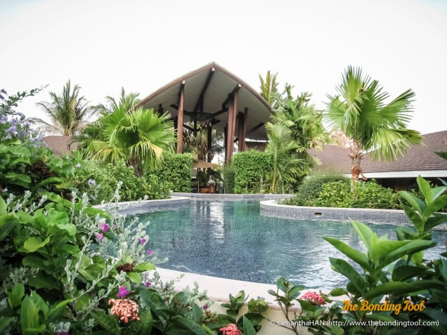The Village Spa at Coconut Island.