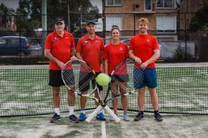 Bondi Tennis Coaching Sta