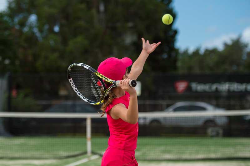 Learn Tennis Skills Bondi