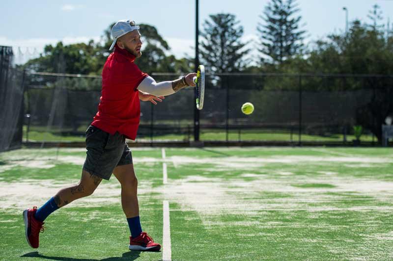 Tennis Coach Bondi Tennis