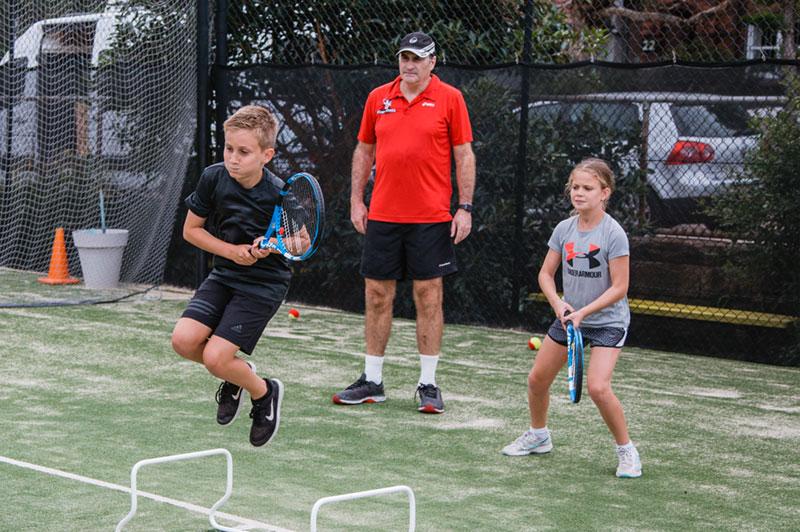 Kids Parties Bondi Tennis