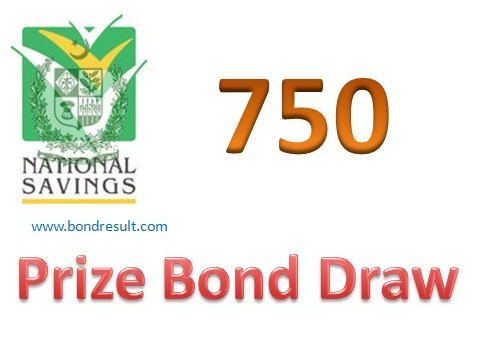 750 Prize Bond List Draw #70 Result 17th April, 2017 Peshawar City