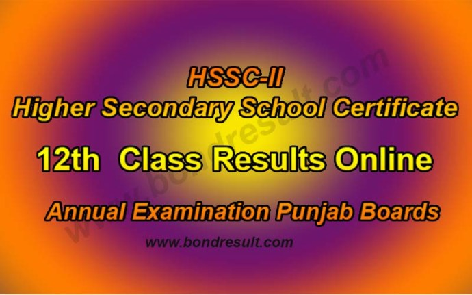 HSSC party 2 12th result