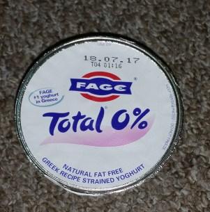 Fage Greek Yogurt Total 0% Fat