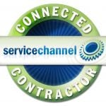 Servicechannel connected contractor
