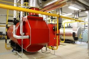 aluminum boilers and water treatment programs