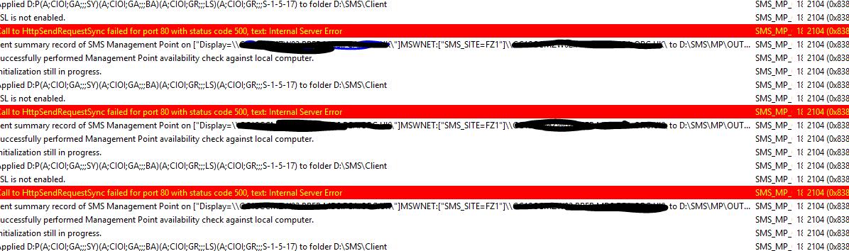 status code 500 Internal Server Error | bondy tech