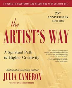 the Artist Way book by Julia Cameron