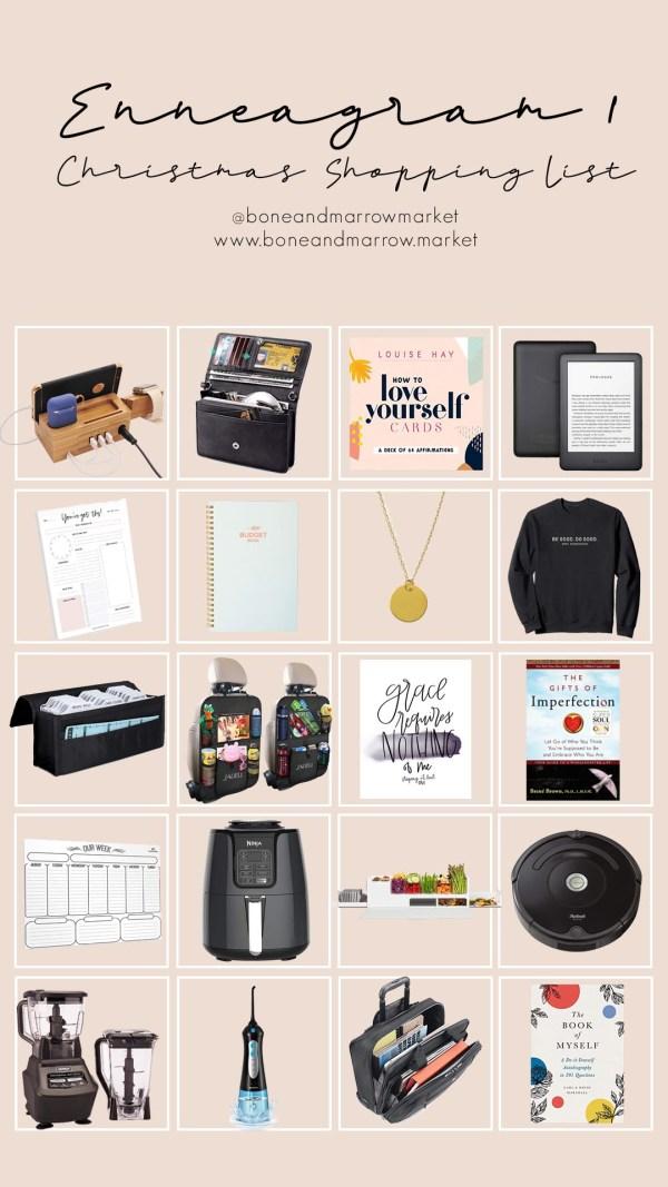 20 Gift Ideas for an Enneagram 1