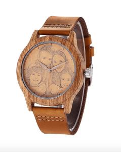 Custom Watch Gifts Love Language Idea
